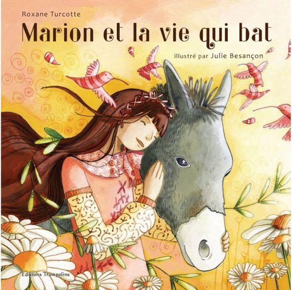Conte Marion et la vie qui bat au chateau de Gizeux