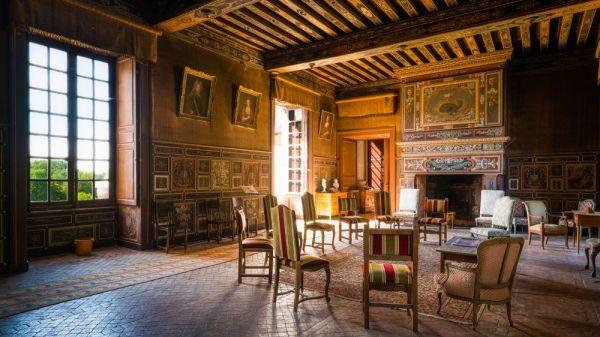 La galerie d'art de François 1er
