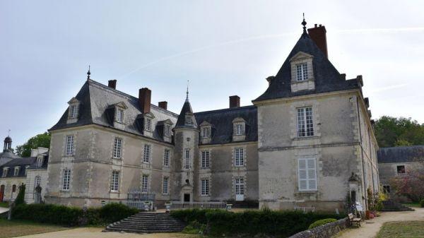 Chateau de la famille Bellay