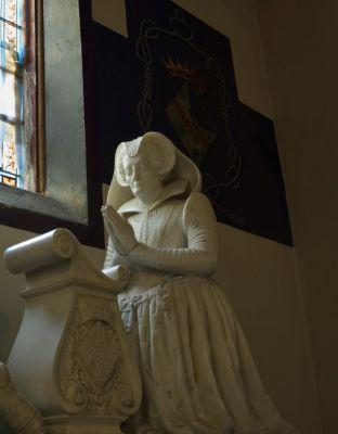 Statut dans l'église du village
