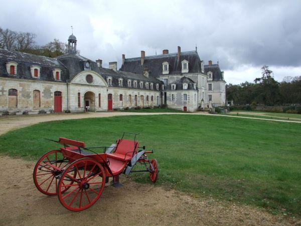 Exterieur du chateau