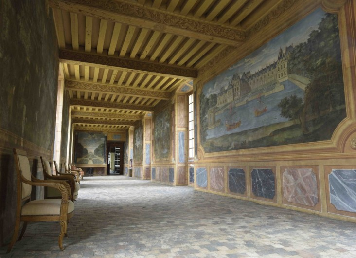 Galerie des châteaux